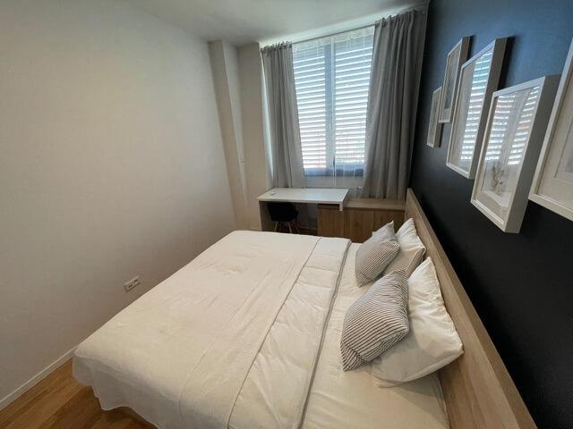 2 izbový byt úplne nový, centrum, Mýtna 50, 47,17m2, parkovanie, novostavba, zariadený, projekt Proxenta-20