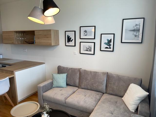 2 izbový byt úplne nový, centrum, Mýtna 50, 47,17m2, parkovanie, novostavba, zariadený, projekt Proxenta-2
