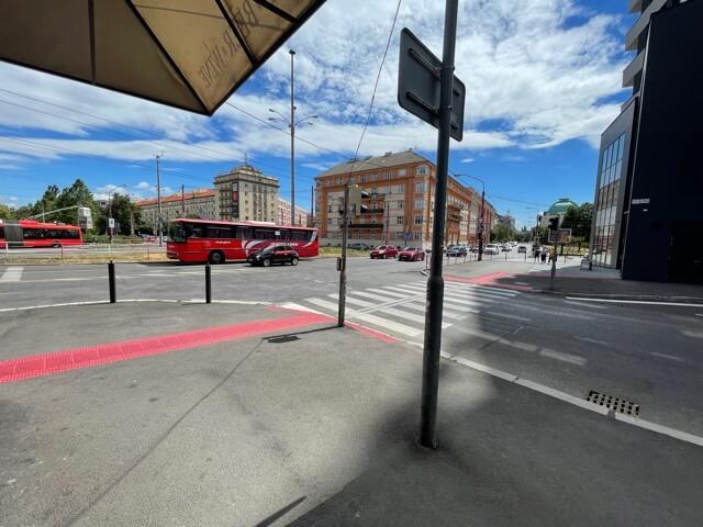 2 izbový byt úplne nový, centrum, Mýtna 50, 47,17m2, parkovanie, novostavba, zariadený, projekt Proxenta-8