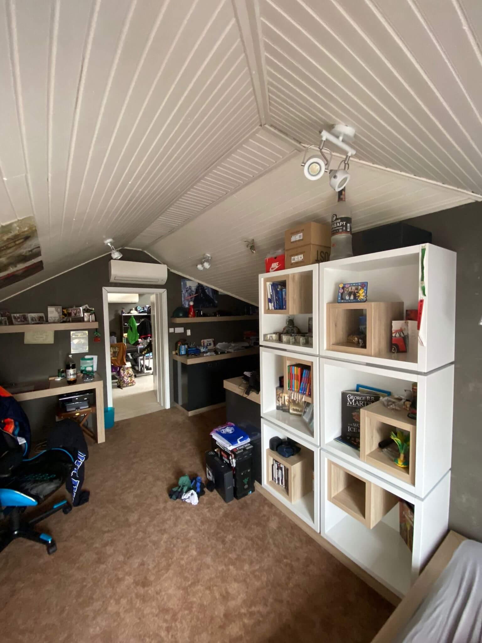 Rodinná Vila 6 izbová, úžitková 650m2, 3 podlažia, pozemok 1008m2, Lučenec – Opatová-31